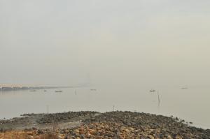 Kabut di Suramadu