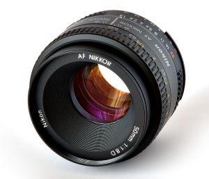 Lens Nikkor 50mm