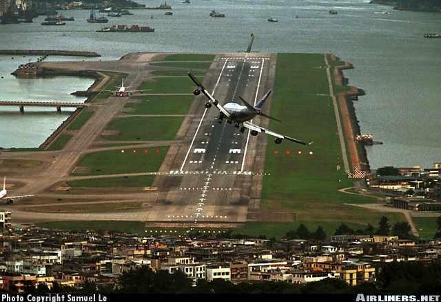 Bandara Kai Tak