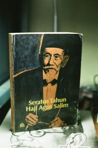 Buku Seratus Tahun Agus Salim
